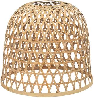 Camilla And Marc Ecology Cross Bamboo Shade, 48W x 43H cm