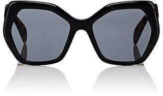 Prada Women's Hexagonal Sunglasses