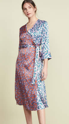 Rachel Antonoff Willow Wrap Dress