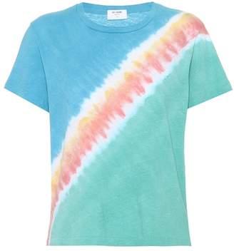 RE/DONE Tie-dye cotton T-shirt