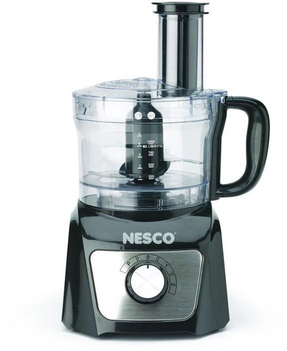 Nesco 500-Watt Food Processor
