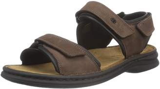 Josef Seibel Men's Rafe 10104 Leather Sandals