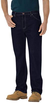 Dickies 14293 Regular Straight-Fit 6-Pocket Jean