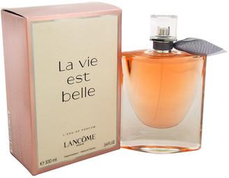 Lancôme Women's La Vie Est Belle 3.4Oz Eau De Parfum Spray