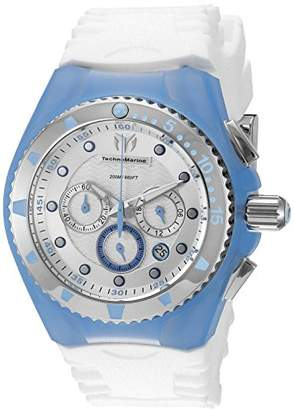 Technomarine Women's TM-115240 Cruise Angel Fish Analog Display Quartz White Watch