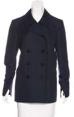 Pallas Wool Double-Breasted Coat