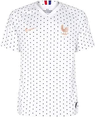 Nike Polka Dot Football T-Shirt