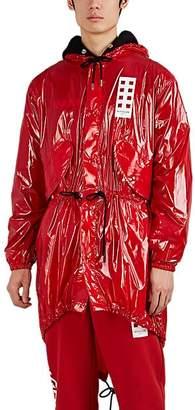 "Palm Angels 8 MONCLER Men's ""Im So High"" Tech-Taffeta Jacket - Red"