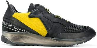 Leather Crown Aero sneakers