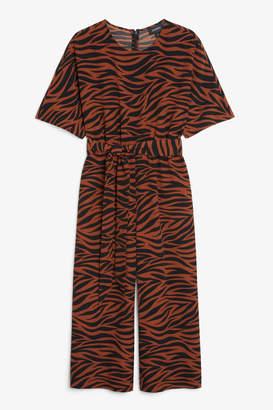 Monki Belted jumpsuit