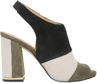 MICHAEL Michael Kors Anise Open Toe Sandals