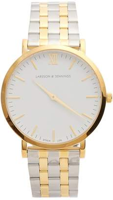 Larsson & Jennings Lugano stainless-steel watch