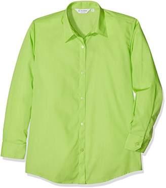 Trutex Girl's 2pk E/C L/S Contemp Shirt,(Manufacturer Size:38)