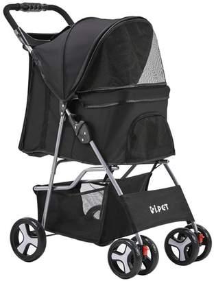 I Pet 4 Wheel Pet Stroller