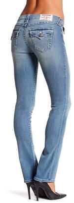 True Religion Slim Straight Flap Pocket Jeans
