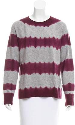 J Brand Striped Wool Sweater
