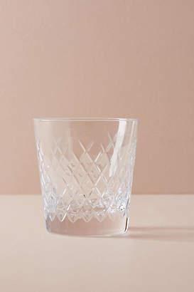 Soho Home Barwell Cut Crystal Rocks Glass