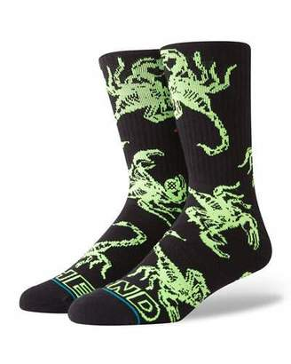 Stance Men's The End Print Socks