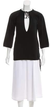 Inhabit Cashmere Long Sleeve Sweater