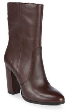 Saks Fifth Avenue Harper Leather Booties
