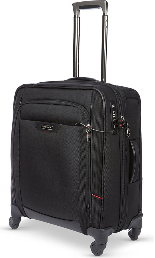 Samsonite Samsonite Pro-DLX cabin four-wheel cabin suitcase 56cm