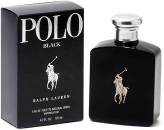 Ralph Lauren Polo Fragrance Black Eau de Toilette Spray - Men's