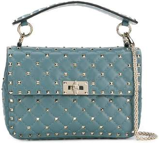 Valentino studded square shoulder bag
