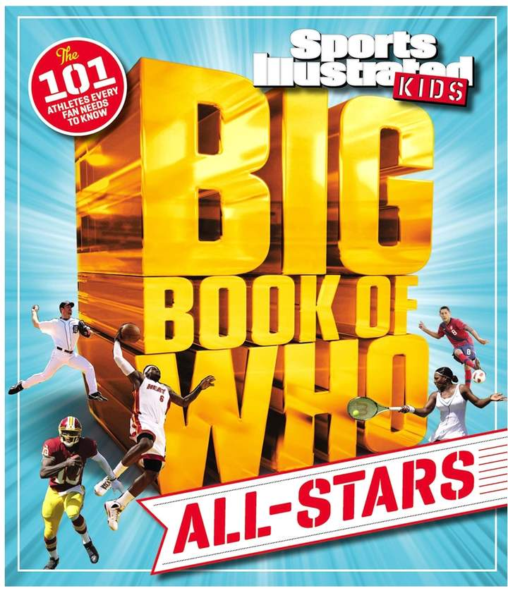 Time Inc. Big Book of Who All-Stars