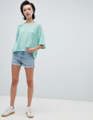 Weekday Shorts With Rolled Hem