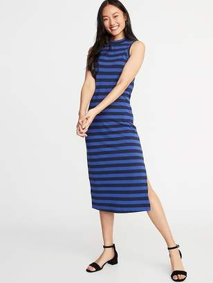 Old Navy Sleeveless High-Neck Jersey Midi for Women