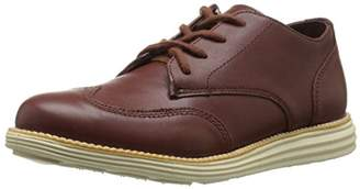 Cole Haan Boys' Grand Woodbury Lea-CRM Oxford
