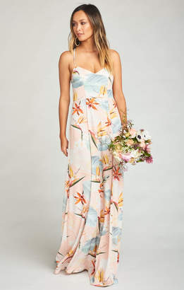 Show Me Your Mumu Godshaw Goddess Gown ~ Paradise Party