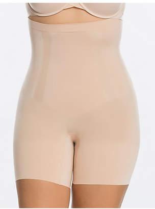 Talbots Spanx OnCore High-Waist Mid-Thigh Short