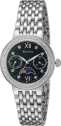 Bulova - Moonwatch - 96R210 Watches $499 thestylecure.com