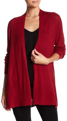 Eileen Fisher Simple Silk Blend Cardigan $318 thestylecure.com