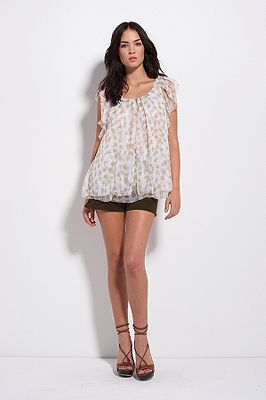 Daisy Top in Daisy Chains