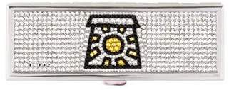 Judith Leiber Embellished Compact Mirror