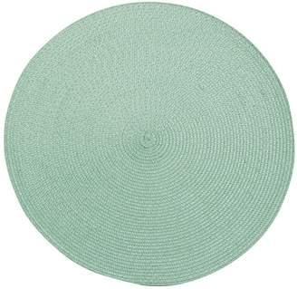 Food Network Solid Round Placemat
