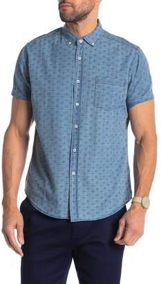 Heritage Mini Floral Slim Fit Shirt