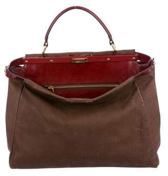67fcc48941 Fendi Burgundy Leather Bags For Women - ShopStyle Canada