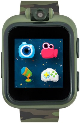 Fitbit Itouch iTouch Kids' Playzoom Camouflage Smart Watch - IPZ03480S06A-DOP
