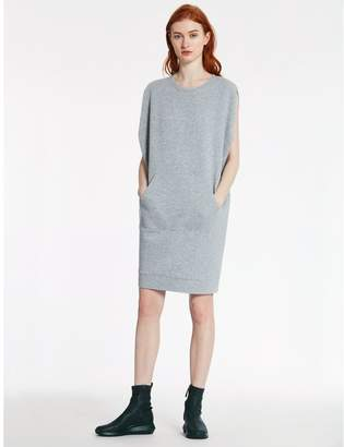 Calvin Klein airy double knit easy dress