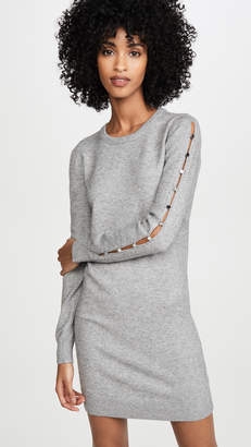 BB Dakota Button Or Nothing Sweater Dress