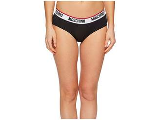 Moschino Basic Microfiber Brief