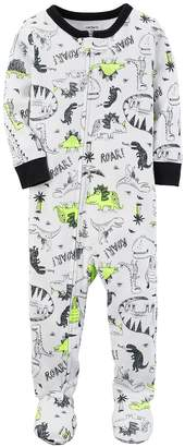 Carter's Baby Boys'-5T One Piece Snug Fit Cotton Pajamas