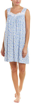 Eileen West Floral Short Chemise