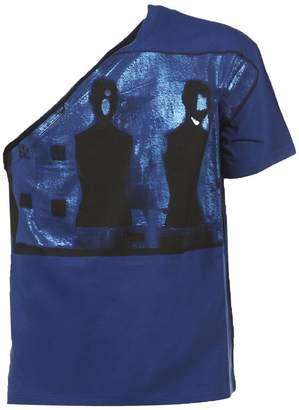 Raf Simons Single Sleeve T-shirt