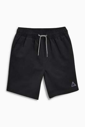 Next Boys Black Swim Shorts (3-16yrs)
