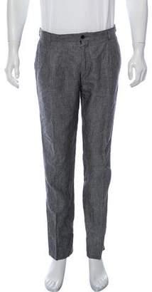 Dolce & Gabbana Woven Bouclé Pants