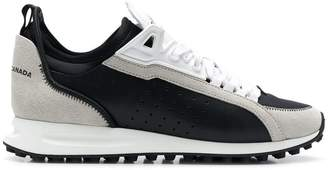 DSQUARED2 sports lace-up sneakers